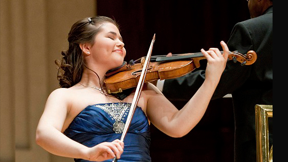 Violinist.com Interview with Alexandra Switala, 2011 Sphinx Competition Junior Division Winner