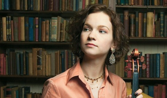 Violinist.com interview with Hilary Hahn: In 27 Pieces, the Hilary Hahn Encores