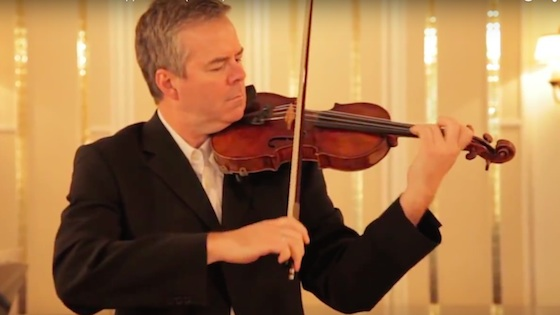 Frank Almond Speaks with Violinist.com about the 'Lipinski' Strad Theft and Recovery