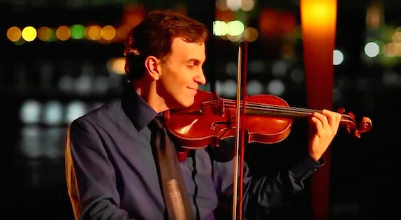 Violinist.com interview with Gil Shaham: Bach Sonatas and Partitas for Solo Violin