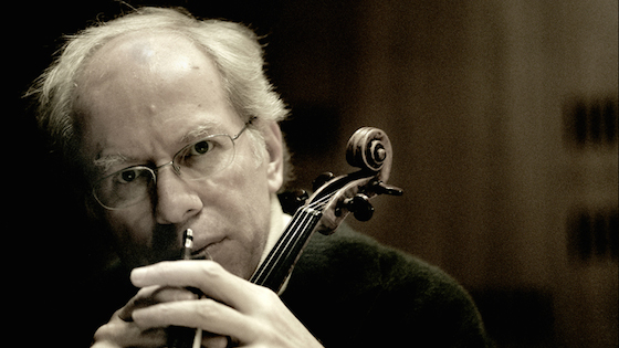 The Week in Reviews, Op. 105: Gidon Kremer, Leila Josefowicz, Gil Shaham