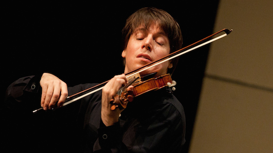Review: Joshua Bell in Recital with Sam Haywood at Disney Hall