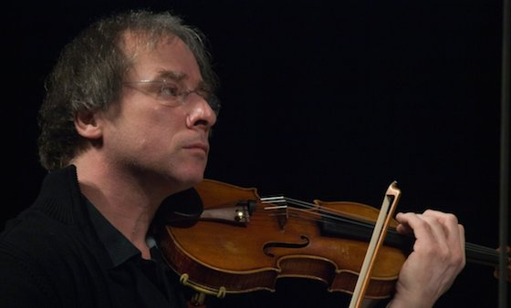 András Keller named Professor of Violin at the Guildhall School