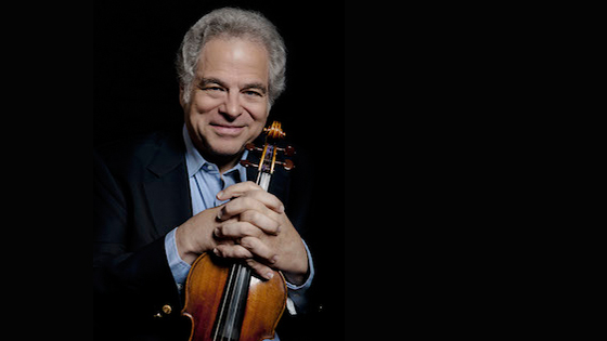 Violinist Itzhak Perlman to be Honored with Presidential Medal of Freedom