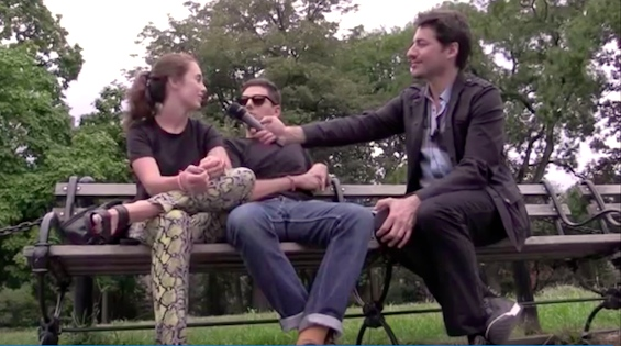 Violinist Philippe Quint Interviews New Yorkers about Classical Music