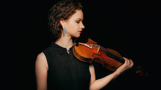 The Week in Reviews, Op. 108: Hilary Hahn, Isabelle Faust, Jennifer Koh