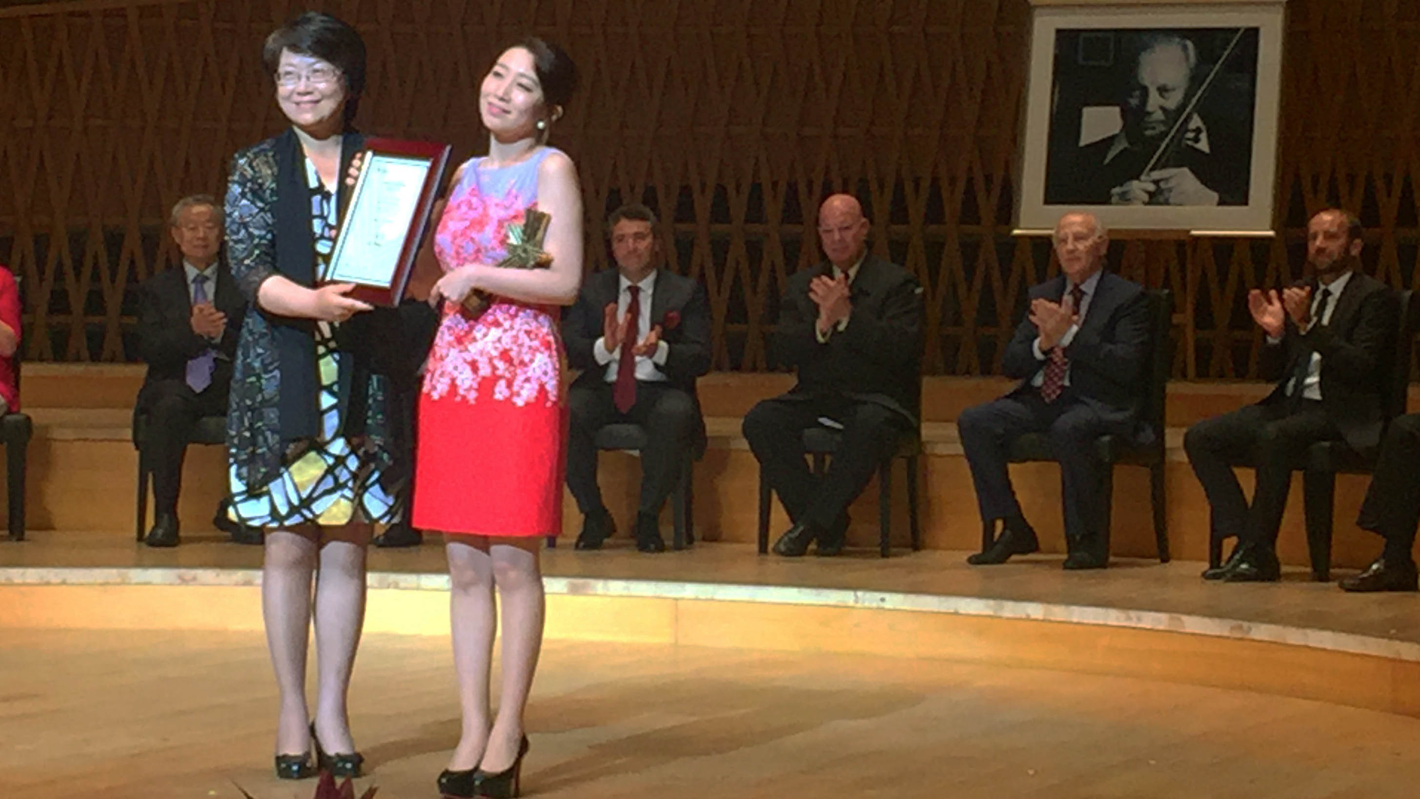 Japanese Violinist Mayu Kishima wins $100,000 First Prize in Shanghai Isaac Stern International Violin Competition