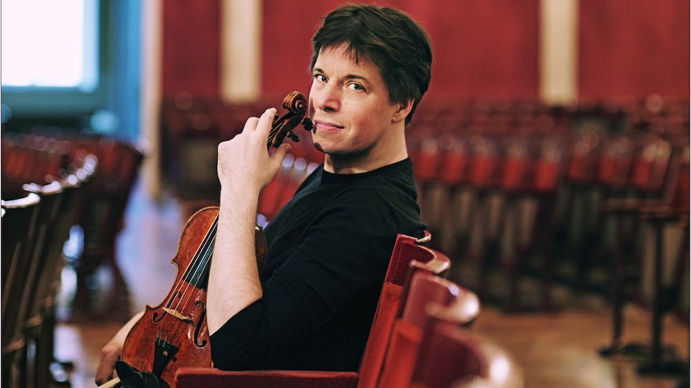 Review: Joshua Bell Performs Brahms Concerto with the Los Angeles Philharmonic