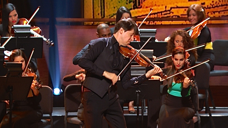 Joshua Bell Watch: Seasons of Cuba and Mozart in the Jungle