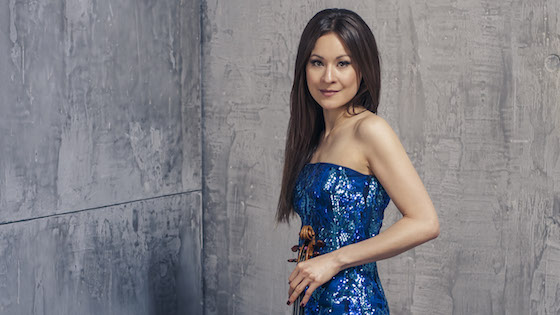 The Week in Reviews, Op. 206: Arabella Steinbacher; David Kim; Leila Josefowicz