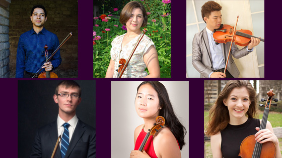 24 Violists Selected to Compete in 2018 Primrose International Viola Competition in Los Angeles