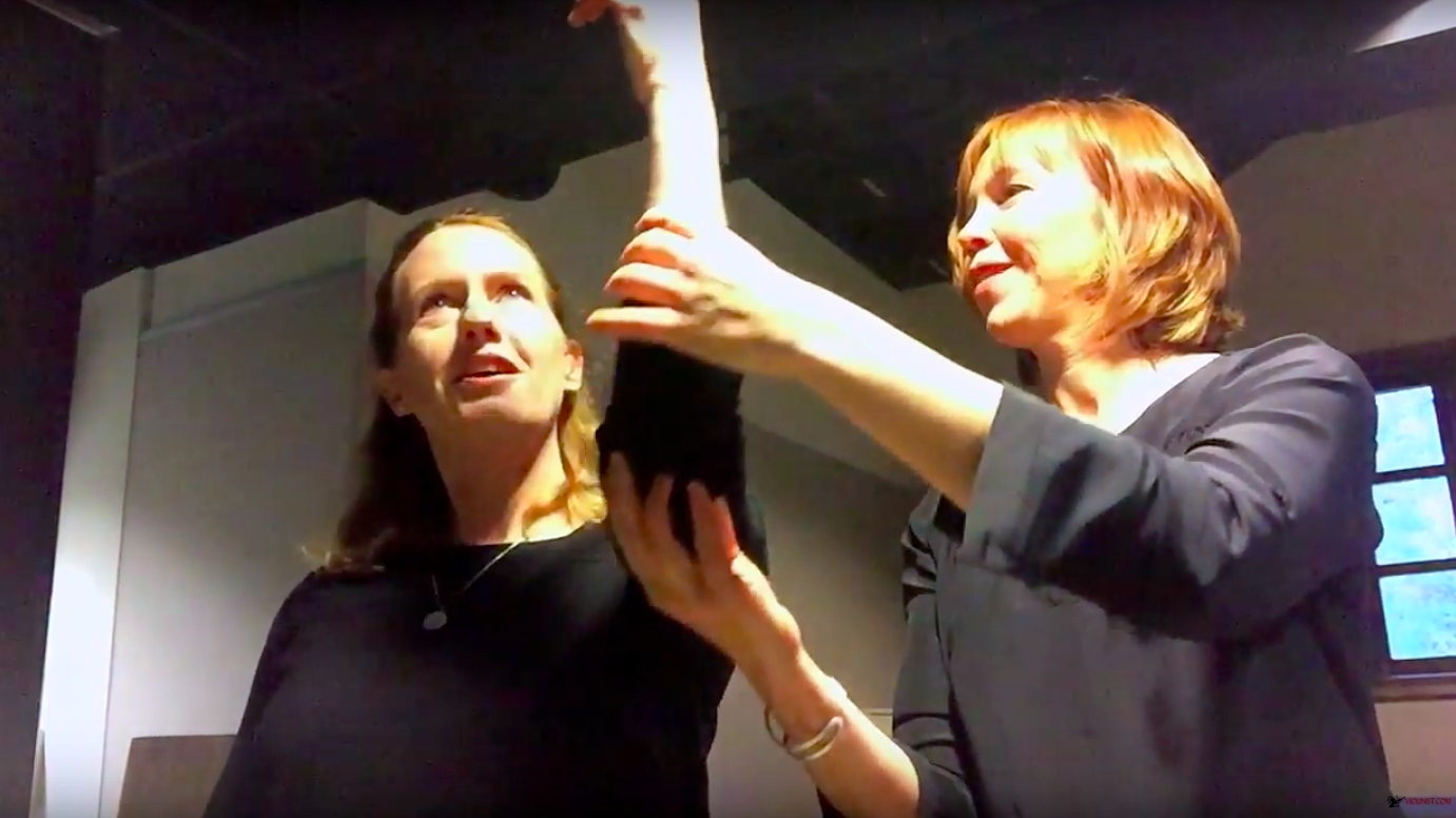Wendy Waggener's 'Unwinding' Exercise to Help Musicians' Muscles Recover After a Concert