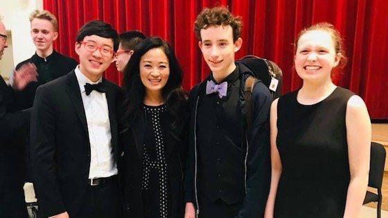 Winners Announced in 2018 Johansen International Competition