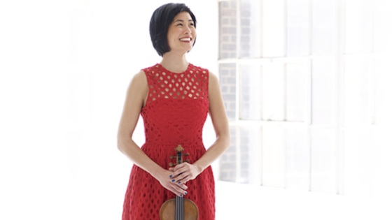 The Week in Reviews, Op. 228: Jennifer Koh; Vadim Gluzman; Paul Huang