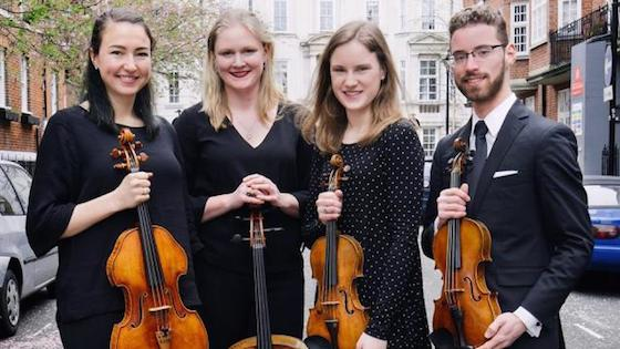 Winners announced in the 2018 Fischoff Chamber Music Competition