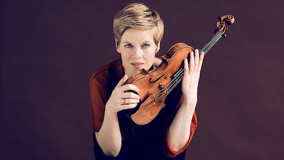 The Week in Reviews, Op. 230: Isabelle Faust; Joshua Bell; Patricia Kopatchinskaja