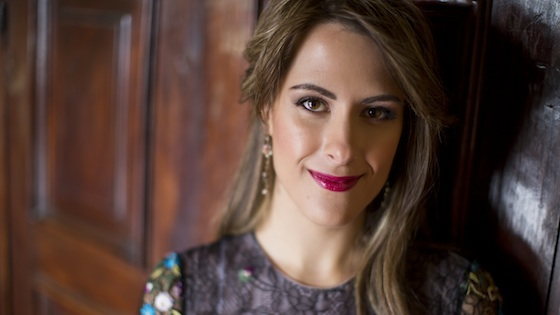 Interview with Francesca Dego: Violin as Italian Opera Diva in Paganini and Wolf-Ferrari Concertos