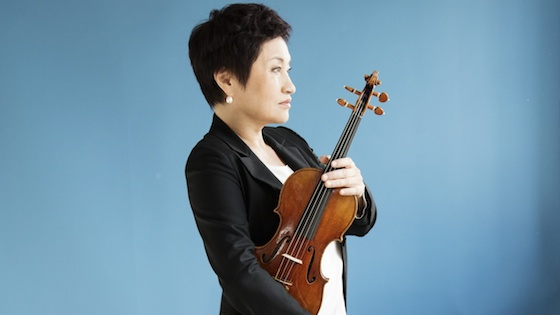 The Week in Reviews, Op. 237: Kyung-Wha Chung; James Ehnes; Gil Shaham
