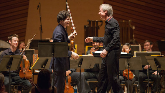 Review: Augustin Hadelich in Recital at Aspen, featuring Ligeti Violin Concerto