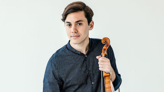 The Week in Reviews, Op. 254: Benjamin Beilman; Leila Josefowicz; Augustin Hadelich