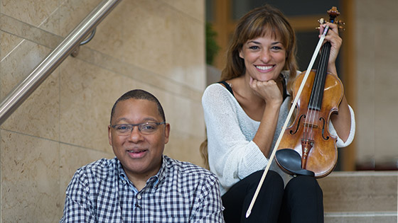 The Week in Reviews, Op. 255: Nicola Benedetti Premieres Wynton Marsalis Piece; Ray Chen; Alina Ibragimova; Leonidas Kavakos