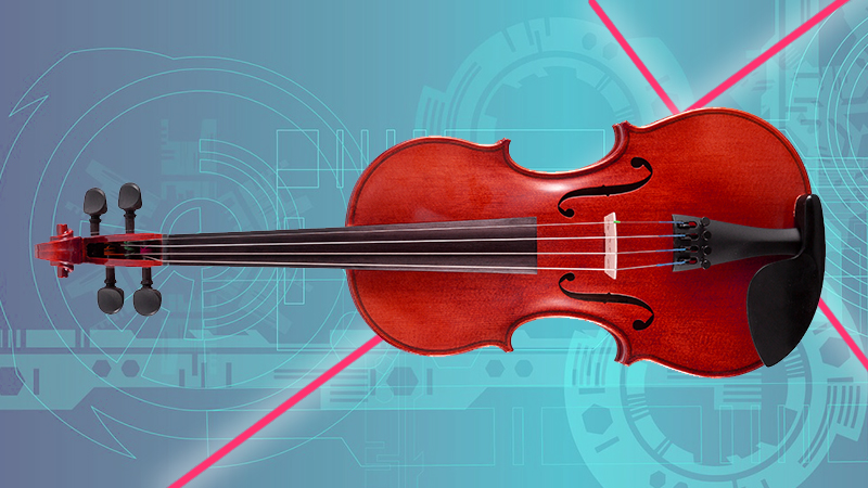 New at NAMM: Yamaha Introduces YVN Model 3 Student Violin
