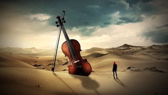 V.com weekend vote: What made you want to play the violin?