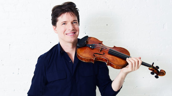 The Week in Reviews, Op. 276: Joshua Bell; Escher String Quartet; Benjamin Beilman border=0 align=