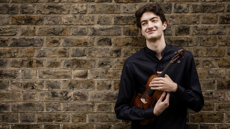 Interview with Violinist Stephen Waarts: Debut Recital at Wigmore Hall