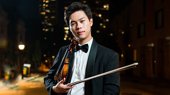 Interview with Violinist Timothy Chooi