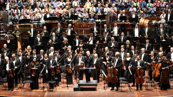 Baltimore Symphony Musicians Back to Work After Reaching 1-year Agreement