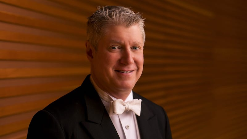 Michael Stern Named Music Director of National Repertory Orchestra