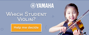 Yamaha Violin Finder