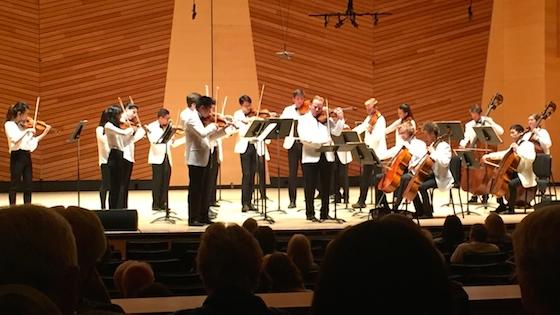 Daniel Hope Aspen Chamber Orchestra